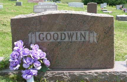 GOODWIN, FAMILY STONE - Madison County, Iowa | FAMILY STONE GOODWIN