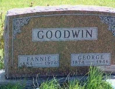 GOODWIN, FANNIE MAY - Madison County, Iowa | FANNIE MAY GOODWIN