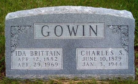 GOWIN, IDA MYRTLE - Madison County, Iowa | IDA MYRTLE GOWIN