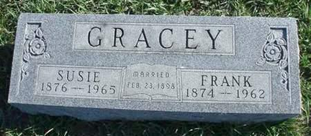 GRACEY, JAMES FRANKLIN (FRANK) - Madison County, Iowa | JAMES FRANKLIN (FRANK) GRACEY