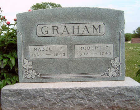 GRAHAM, MABEL ETHEL - Madison County, Iowa | MABEL ETHEL GRAHAM