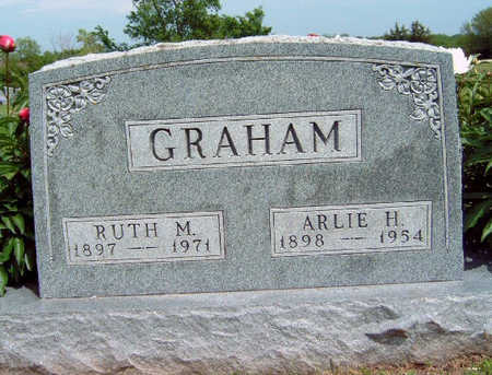 GRAHAM, RUTH MARY - Madison County, Iowa | RUTH MARY GRAHAM