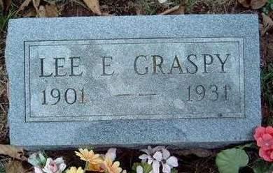 GRASPY, LEE EDWARD - Madison County, Iowa | LEE EDWARD GRASPY