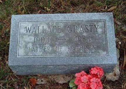 GRASTY, WALLACE CARL - Madison County, Iowa | WALLACE CARL GRASTY