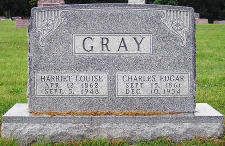 GRAY, CHARLES EDGAR - Madison County, Iowa | CHARLES EDGAR GRAY