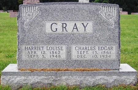 GRAY, HARRIET LOUISE - Madison County, Iowa | HARRIET LOUISE GRAY