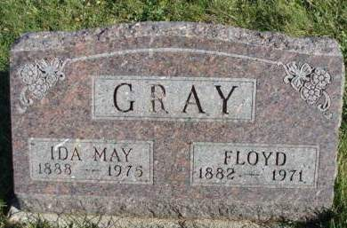GRAY, FLOYD ELMER - Madison County, Iowa | FLOYD ELMER GRAY