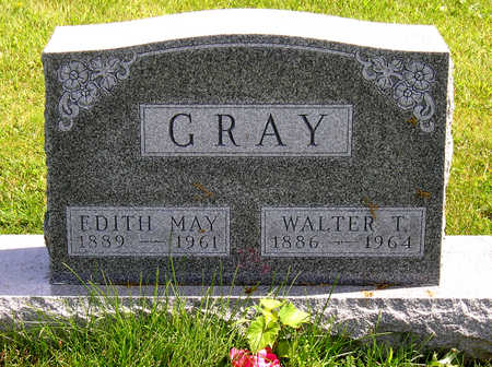 HARTMAN GRAY, EDITH MAY - Madison County, Iowa | EDITH MAY HARTMAN GRAY