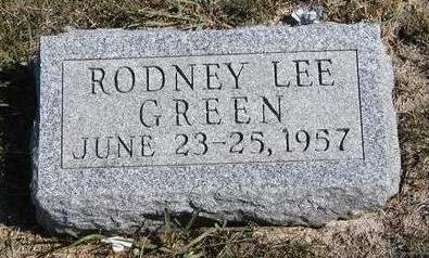 GREEN, RODNEY LEE - Madison County, Iowa | RODNEY LEE GREEN