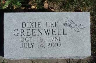 GREENWELL, DIXIE LEE - Madison County, Iowa | DIXIE LEE GREENWELL