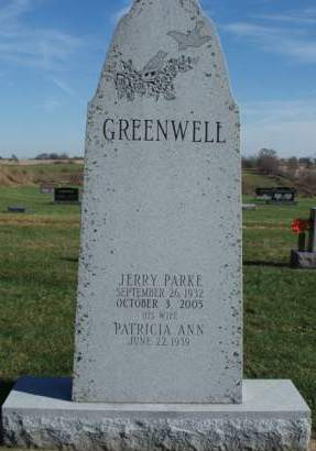 GREENWELL, JERRY PARKE - Madison County, Iowa | JERRY PARKE GREENWELL