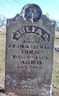 GRENARD, JULIA R. - Madison County, Iowa | JULIA R. GRENARD
