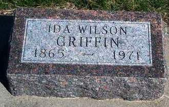GRIFFIN, IDA M. - Madison County, Iowa | IDA M. GRIFFIN