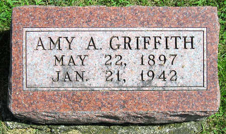 GRIFFITH, AMY A. - Madison County, Iowa   AMY A. GRIFFITH