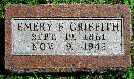 GRIFFITH, EMERY FREMONT - Madison County, Iowa | EMERY FREMONT GRIFFITH