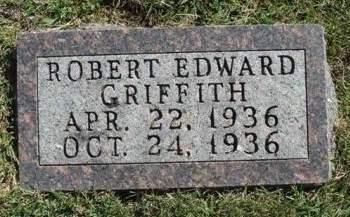 GRIFFITH, ROBERT EDWARD - Madison County, Iowa | ROBERT EDWARD GRIFFITH
