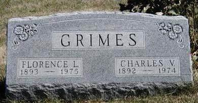 GRIMES, FLORENCE LILLIAN - Madison County, Iowa | FLORENCE LILLIAN GRIMES