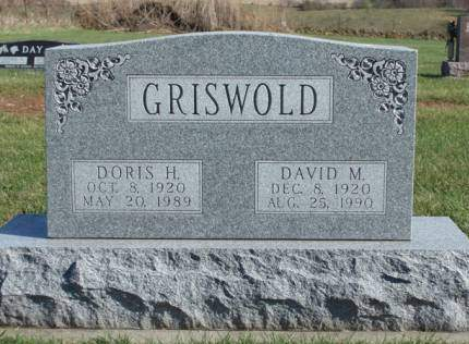GRISWOLD, DORIS H. - Madison County, Iowa | DORIS H. GRISWOLD
