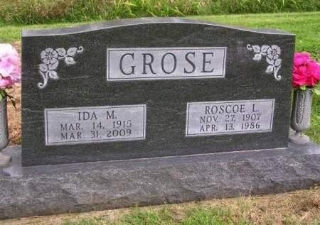 GROSE, ROSCOE LINCOLN - Madison County, Iowa | ROSCOE LINCOLN GROSE