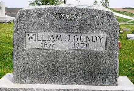 GRUNDY, WILLIAM J. - Madison County, Iowa | WILLIAM J. GRUNDY