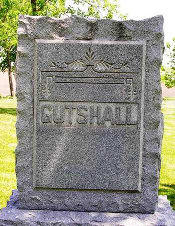 GUTSHALL, FAMILY STONE - Madison County, Iowa | FAMILY STONE GUTSHALL