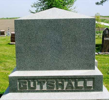 GUTSHALL, FAMILY HEADSTONE - Madison County, Iowa | FAMILY HEADSTONE GUTSHALL