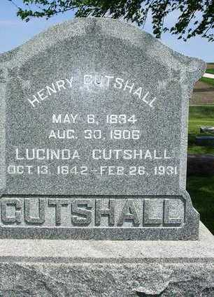 GUTSHALL, LUCINDA - Madison County, Iowa | LUCINDA GUTSHALL