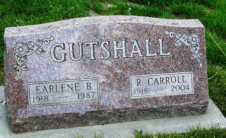 GUTSHALL, RICHARD CARROLL (KELLY) - Madison County, Iowa | RICHARD CARROLL (KELLY) GUTSHALL
