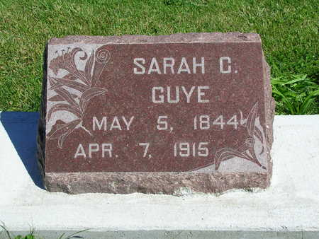 GUYE, SARAH J. - Madison County, Iowa | SARAH J. GUYE