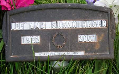 HAGEN, SUSAN DORIS - Madison County, Iowa | SUSAN DORIS HAGEN