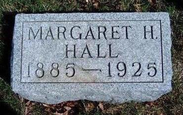 HALL, MARGARET H. - Madison County, Iowa | MARGARET H. HALL