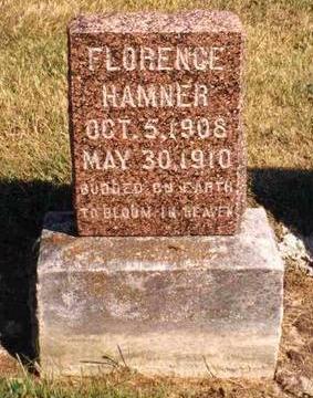 HAMNER, FLORENCE NEVA - Madison County, Iowa | FLORENCE NEVA HAMNER