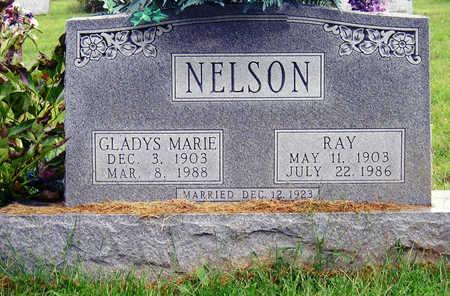 HANN NELSON, GLADYS MARIE - Madison County, Iowa | GLADYS MARIE HANN NELSON