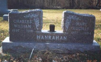 WILSON HANRAHAN, MARY LUCILLE - Madison County, Iowa | MARY LUCILLE WILSON HANRAHAN
