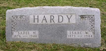 HARDY, SARAH MARTHA (SADIE) - Madison County, Iowa | SARAH MARTHA (SADIE) HARDY