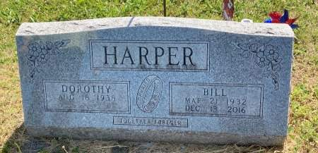 ROSS HARPER, DOROTHY - Madison County, Iowa | DOROTHY ROSS HARPER