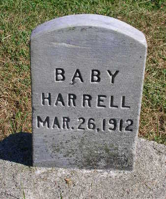 HARRELL, BABY - Madison County, Iowa | BABY HARRELL