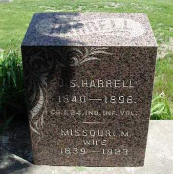 HARRELL, MISSOURI MANDANA - Madison County, Iowa | MISSOURI MANDANA HARRELL