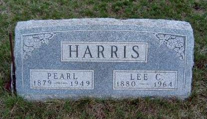 HARRIS, PEARL LILLY - Madison County, Iowa | PEARL LILLY HARRIS