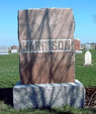 HARRISON, FAMILY STONE - Madison County, Iowa | FAMILY STONE HARRISON
