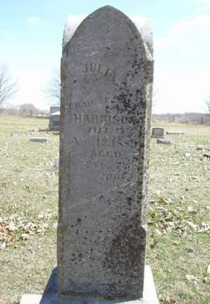 HARRISON, JULIA A. - Madison County, Iowa | JULIA A. HARRISON