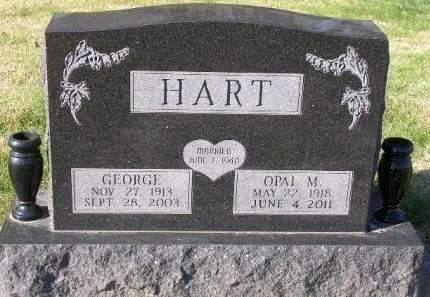 HART, GEORGE CURTIS - Madison County, Iowa | GEORGE CURTIS HART