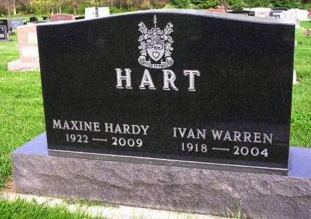 HART, IVAN WARREN - Madison County, Iowa | IVAN WARREN HART