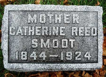 SMOOT HARTSOOK, CATHERINE REED - Madison County, Iowa | CATHERINE REED SMOOT HARTSOOK