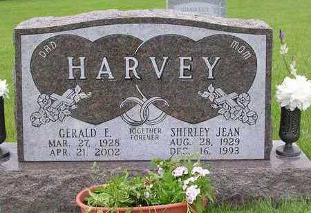 HARVEY, GERALD E. - Madison County, Iowa | GERALD E. HARVEY
