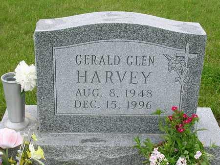 HARVEY, GERALD GLENN - Madison County, Iowa | GERALD GLENN HARVEY