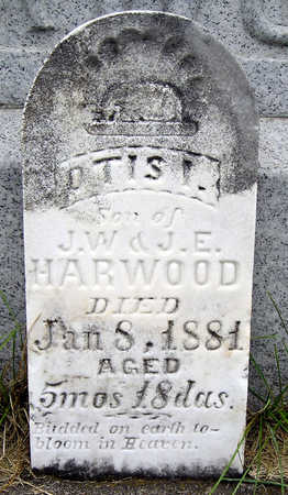 HARWOOD, OTIS I. - Madison County, Iowa | OTIS I. HARWOOD