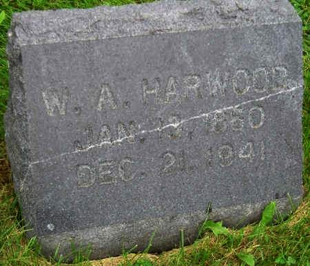 HARWOOD, WILLIAM AUSTIN - Madison County, Iowa | WILLIAM AUSTIN HARWOOD