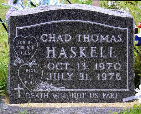 HASKELL, CHAD THOMAS - Madison County, Iowa | CHAD THOMAS HASKELL
