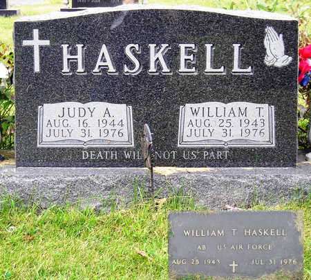 HASKELL, WILLIAM THOMAS - Madison County, Iowa | WILLIAM THOMAS HASKELL